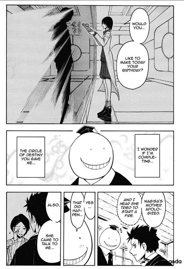 Ansatsu Kyoushitsu Chapter 118  Online Free Manga Read Image 9