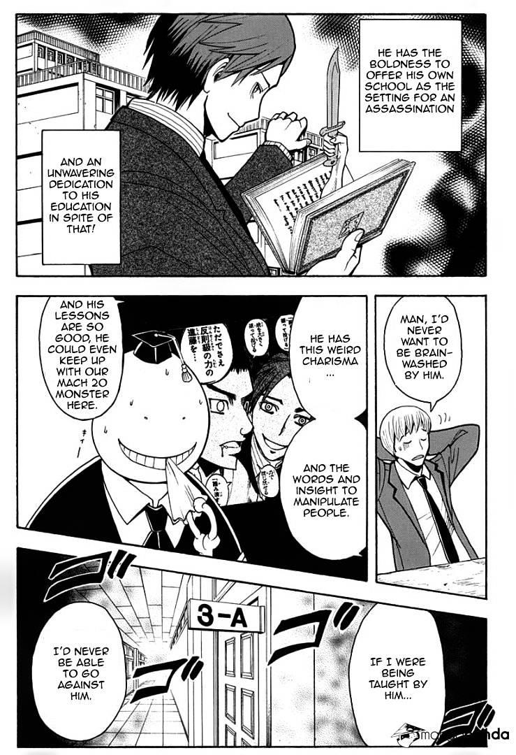 Ansatsu Kyoushitsu Chapter 119  Online Free Manga Read Image 11