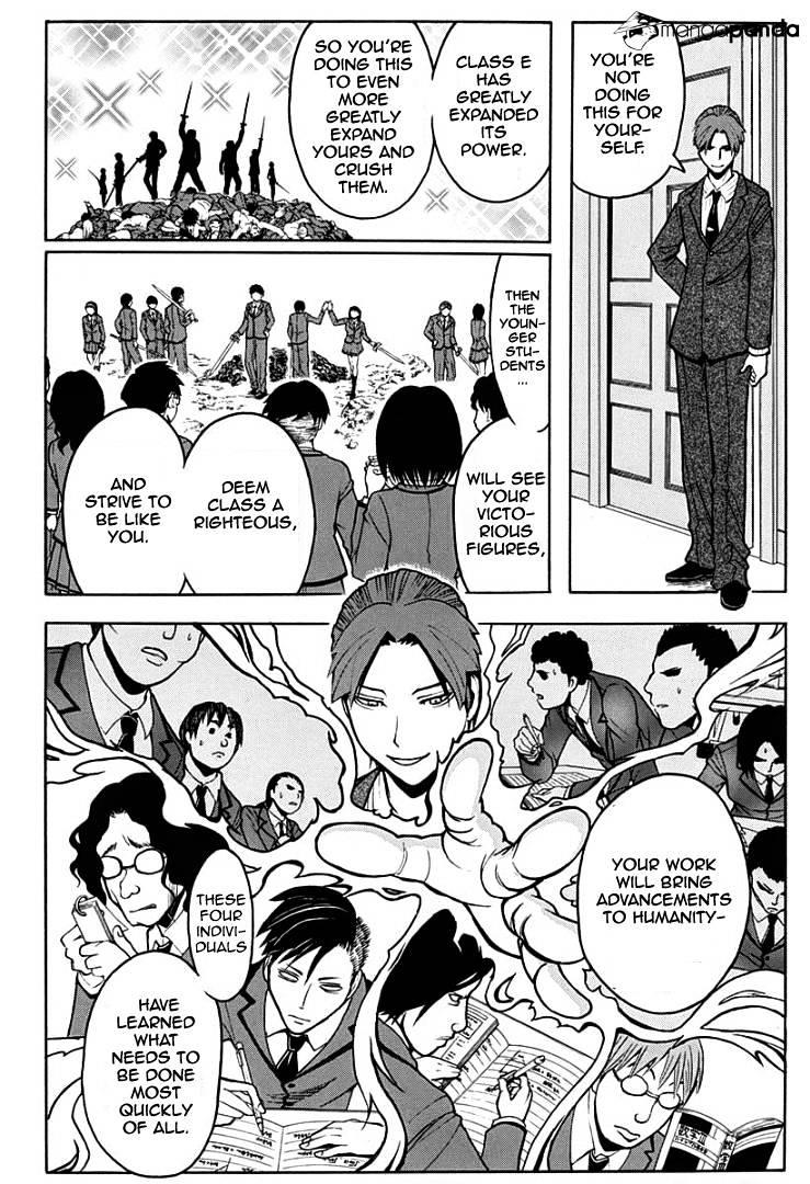 Ansatsu Kyoushitsu Chapter 119  Online Free Manga Read Image 16