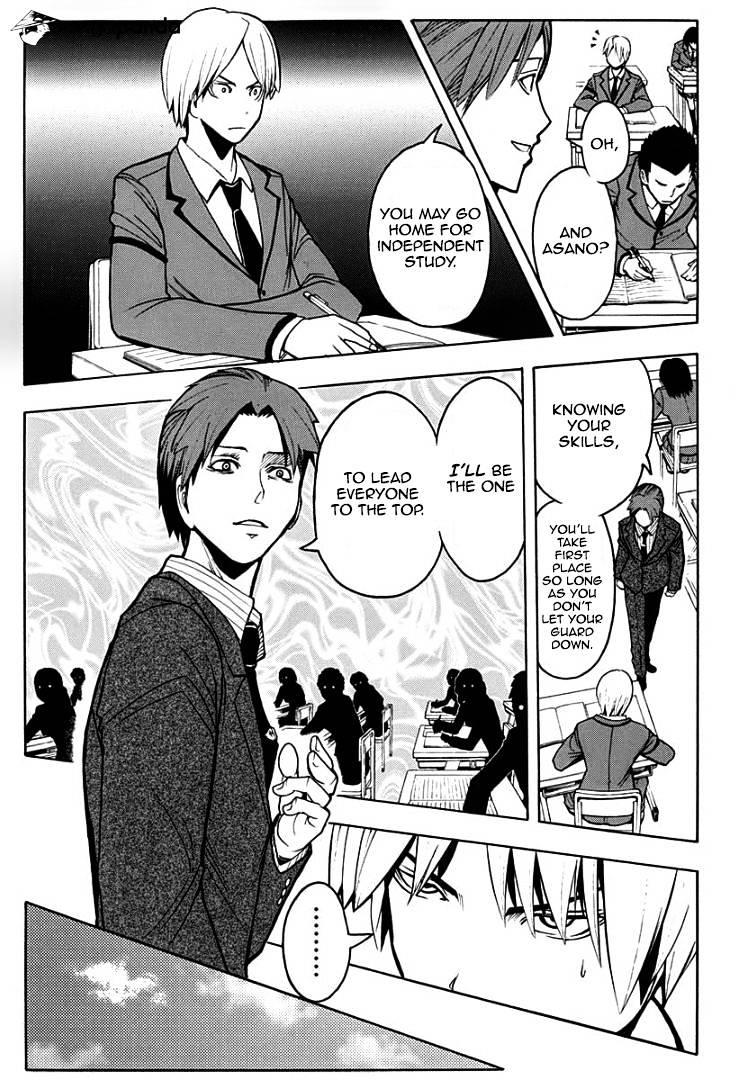 Ansatsu Kyoushitsu Chapter 119  Online Free Manga Read Image 17