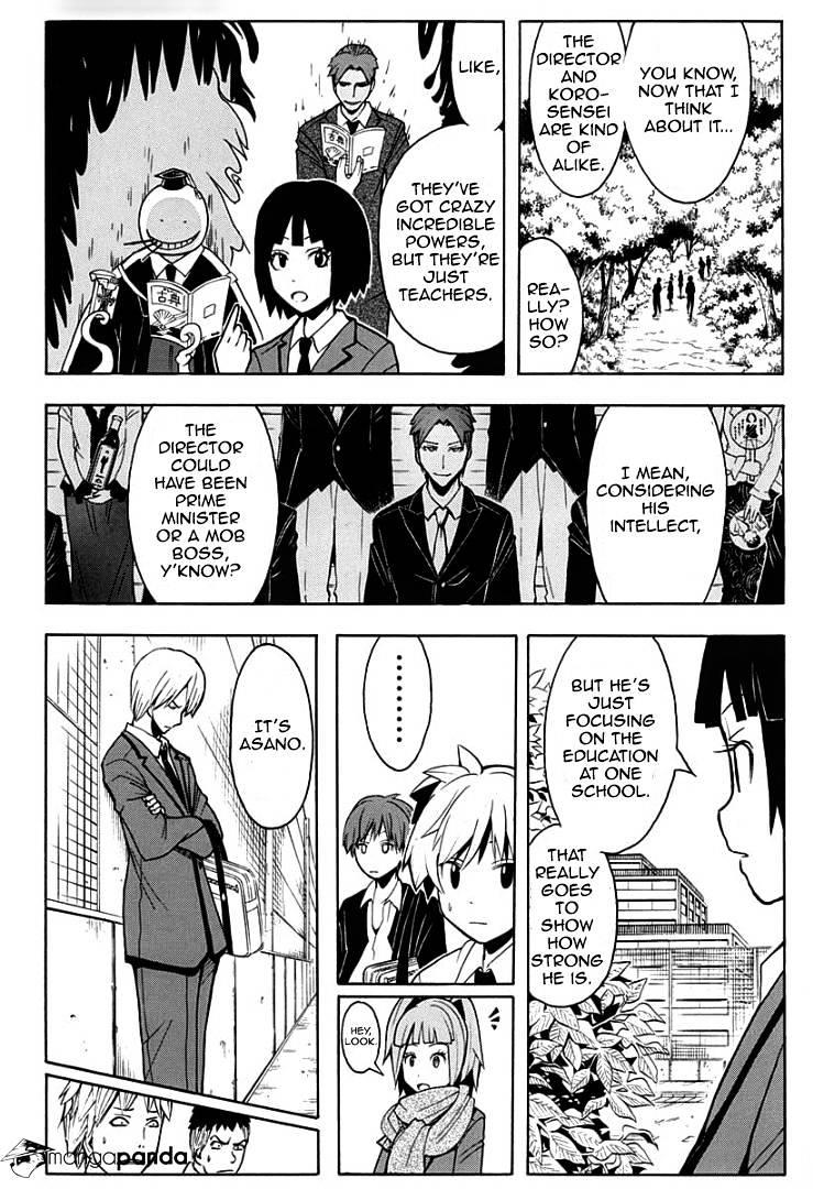 Ansatsu Kyoushitsu Chapter 119  Online Free Manga Read Image 18