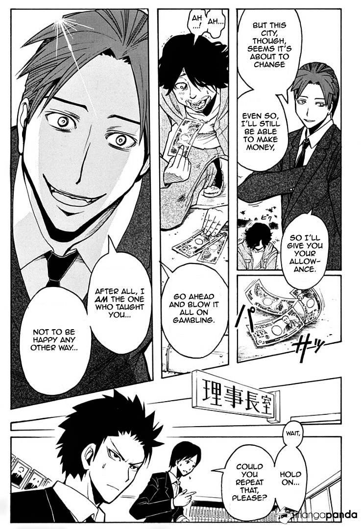 Ansatsu Kyoushitsu Chapter 119  Online Free Manga Read Image 5