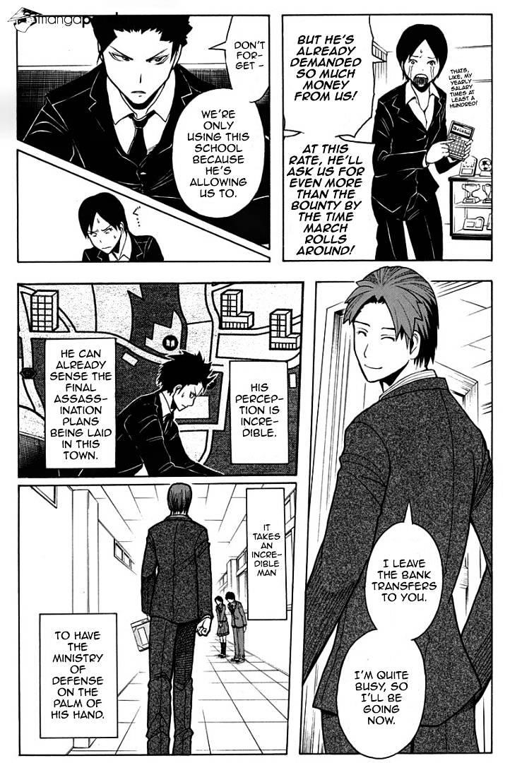 Ansatsu Kyoushitsu Chapter 119  Online Free Manga Read Image 7