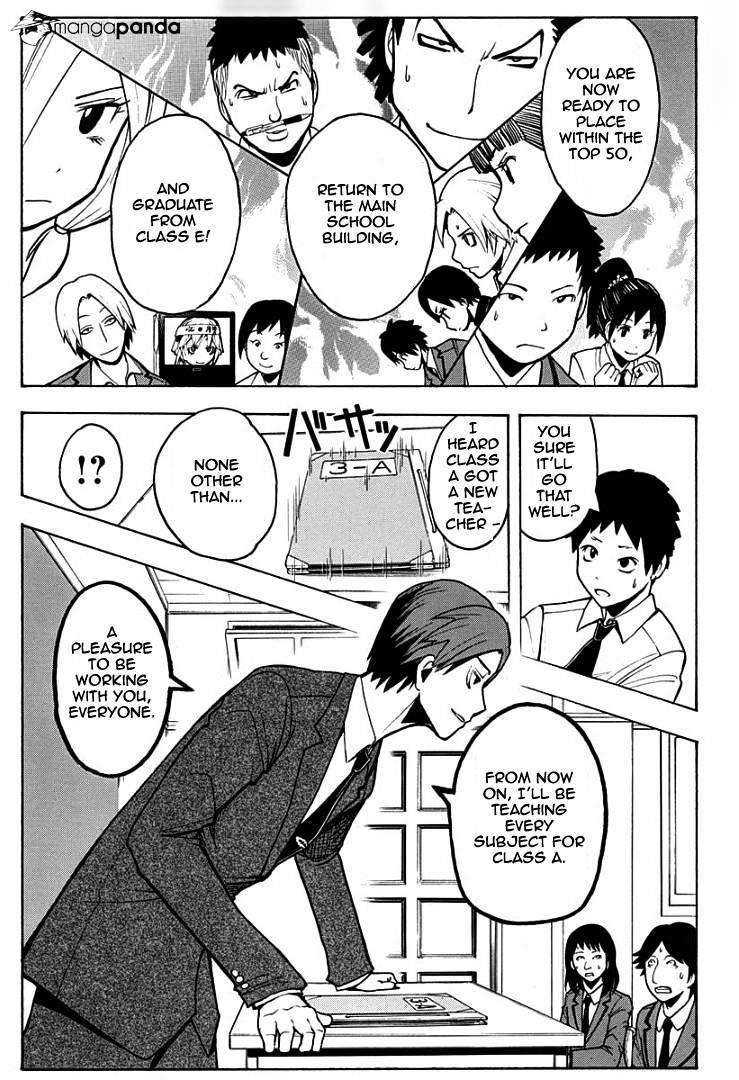 Ansatsu Kyoushitsu Chapter 119  Online Free Manga Read Image 9