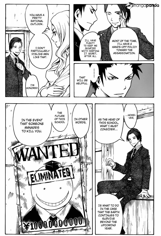Ansatsu Kyoushitsu Chapter 12  Online Free Manga Read Image 12