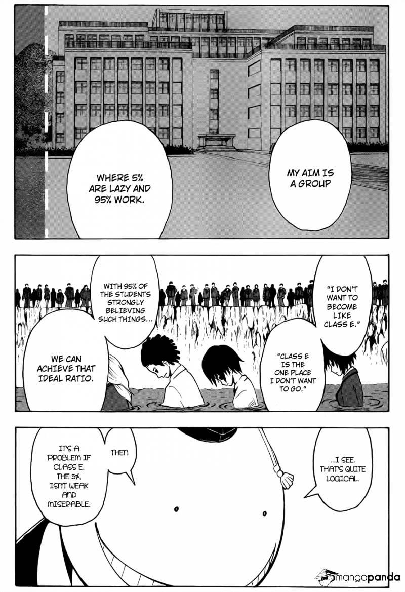 Ansatsu Kyoushitsu Chapter 12  Online Free Manga Read Image 14