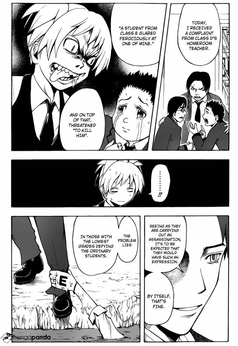 Ansatsu Kyoushitsu Chapter 12  Online Free Manga Read Image 15