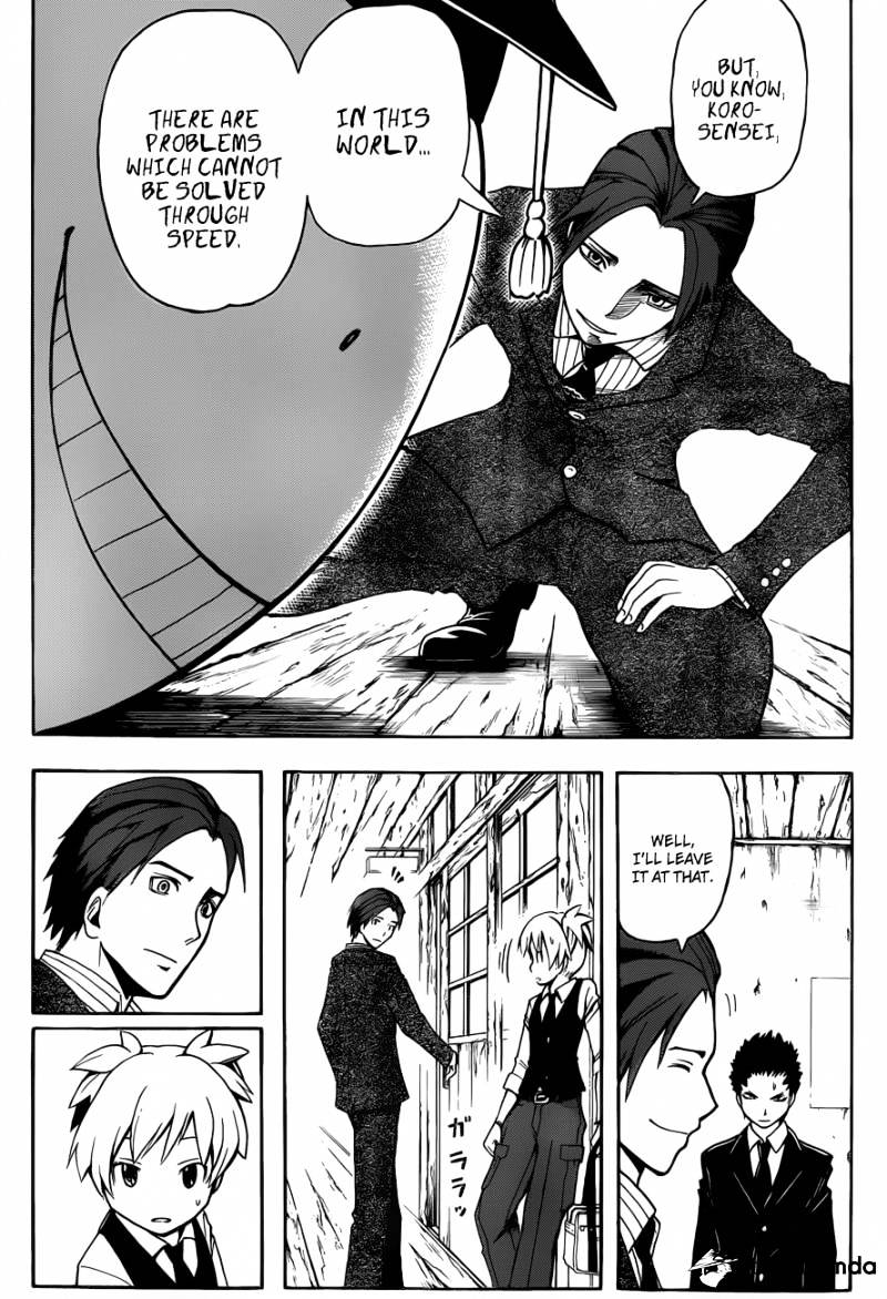 Ansatsu Kyoushitsu Chapter 12  Online Free Manga Read Image 18