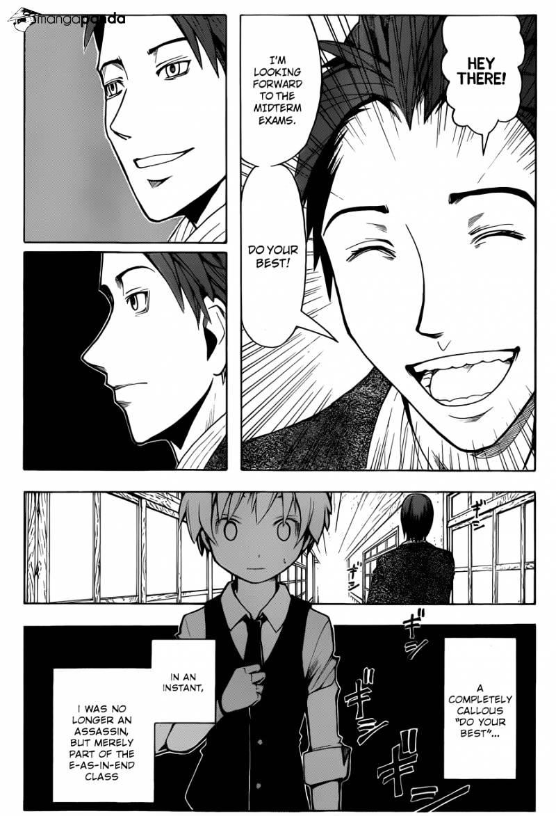 Ansatsu Kyoushitsu Chapter 12  Online Free Manga Read Image 19