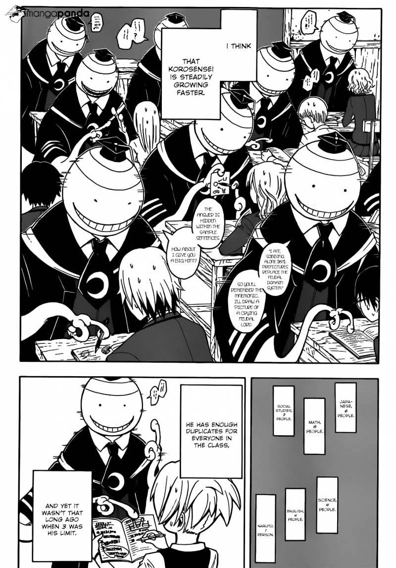 Ansatsu Kyoushitsu Chapter 12  Online Free Manga Read Image 5
