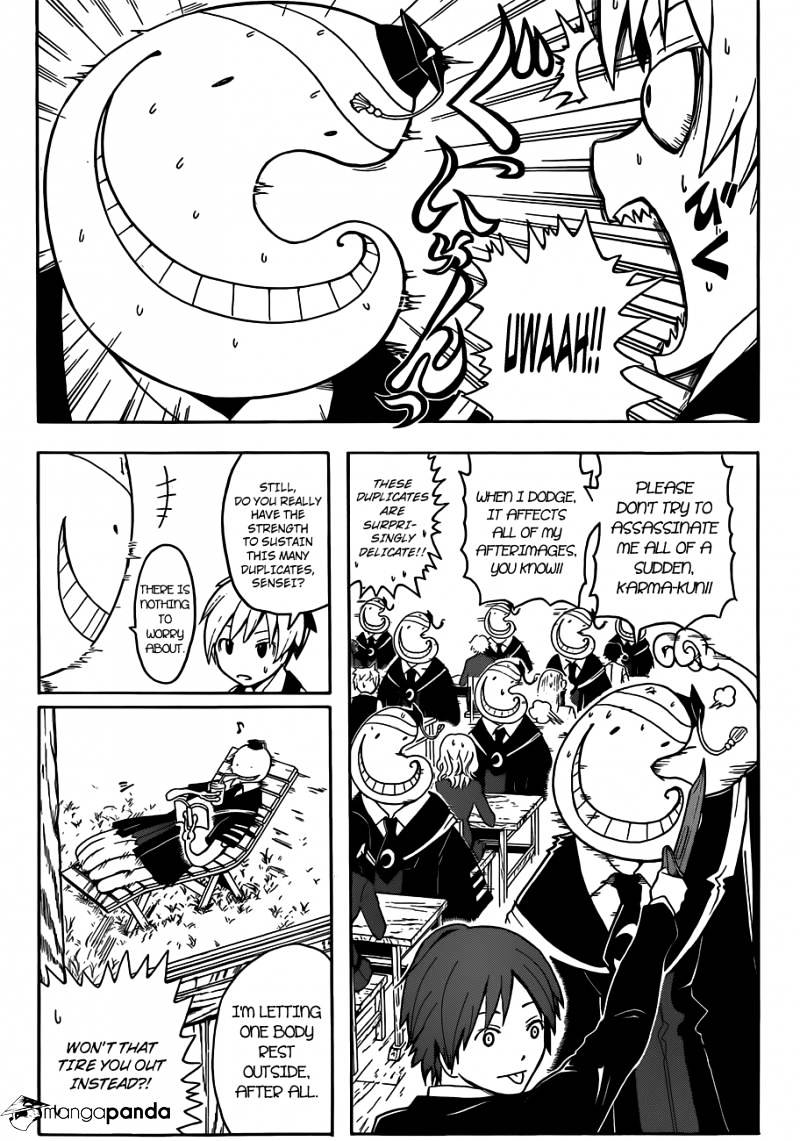 Ansatsu Kyoushitsu Chapter 12  Online Free Manga Read Image 6