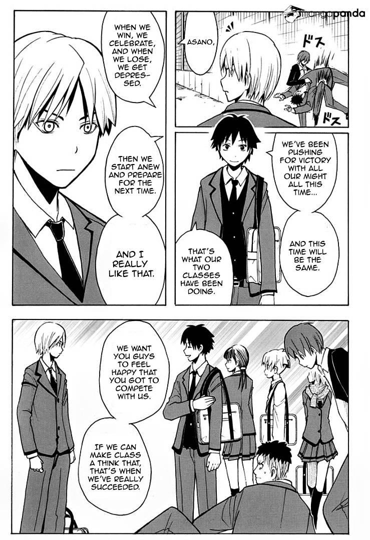 Ansatsu Kyoushitsu Chapter 120  Online Free Manga Read Image 10