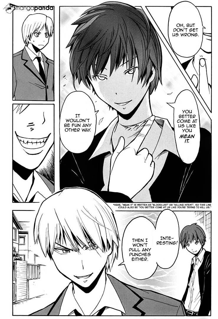 Ansatsu Kyoushitsu Chapter 120  Online Free Manga Read Image 11
