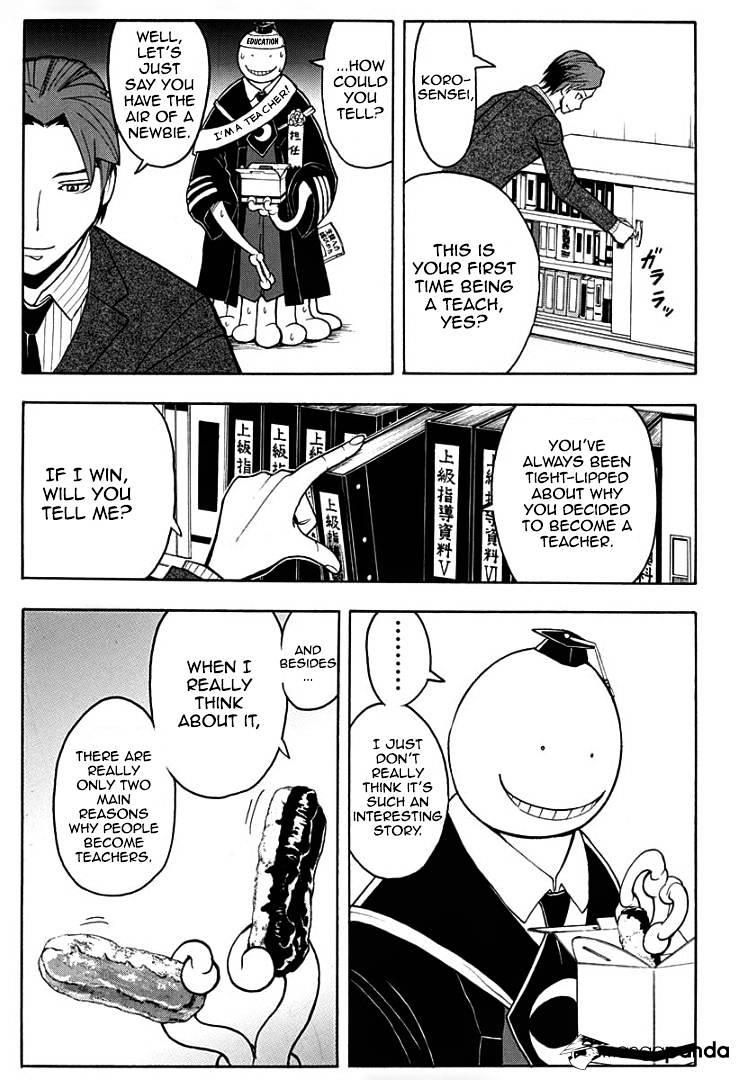 Ansatsu Kyoushitsu Chapter 120  Online Free Manga Read Image 14