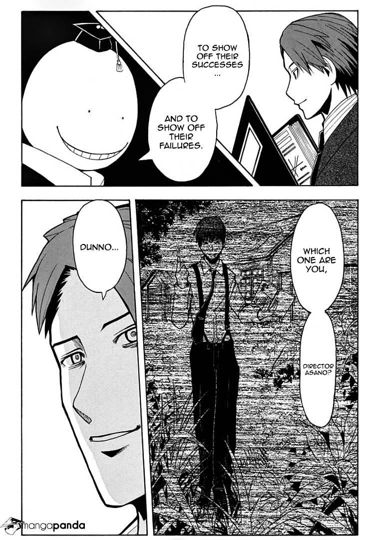 Ansatsu Kyoushitsu Chapter 120  Online Free Manga Read Image 15