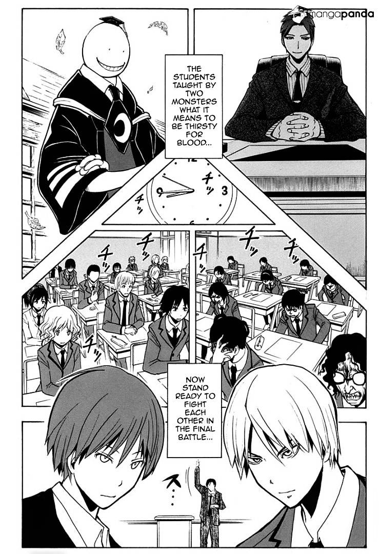 Ansatsu Kyoushitsu Chapter 120  Online Free Manga Read Image 19