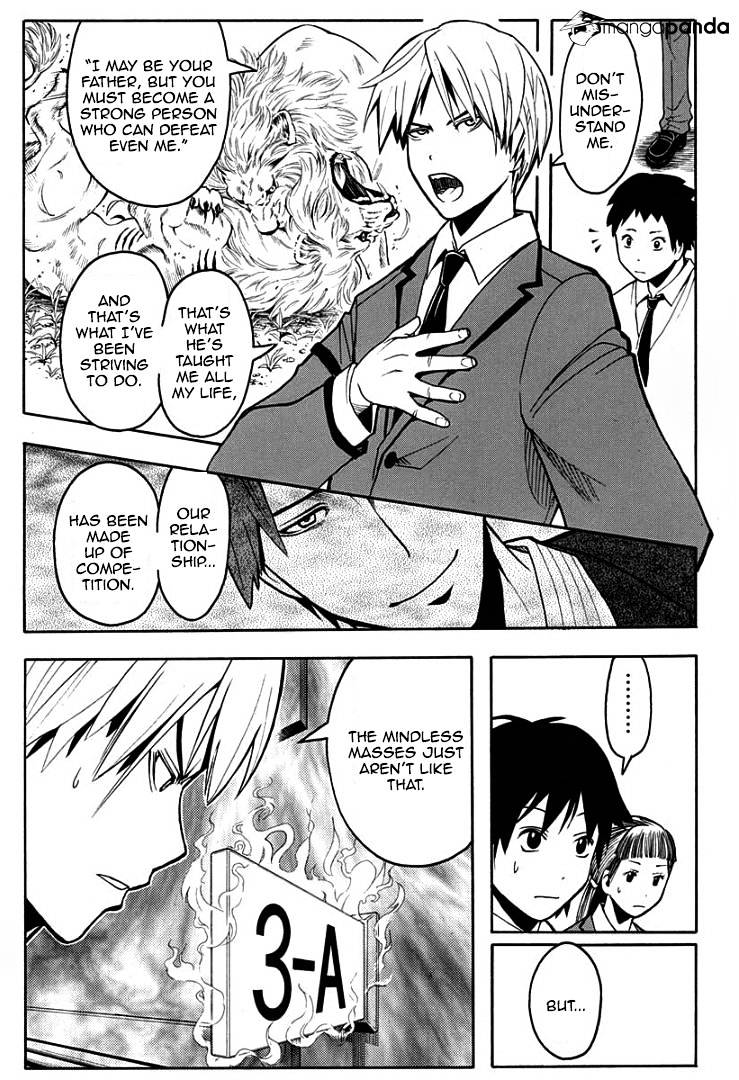 Ansatsu Kyoushitsu Chapter 120  Online Free Manga Read Image 4