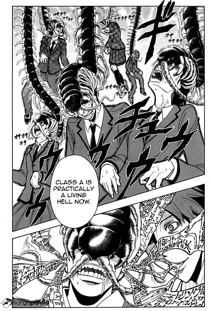 Ansatsu Kyoushitsu Chapter 120  Online Free Manga Read Image 5