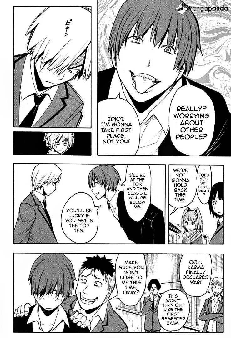Ansatsu Kyoushitsu Chapter 120  Online Free Manga Read Image 9