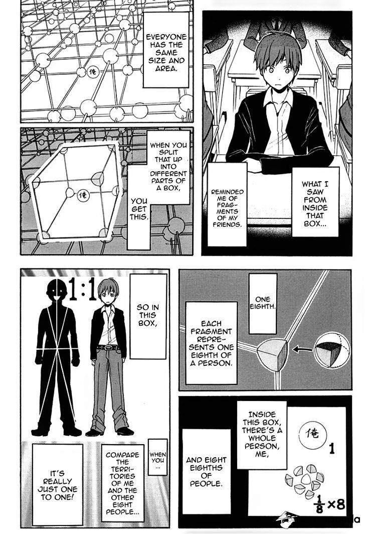 Ansatsu Kyoushitsu Chapter 122  Online Free Manga Read Image 15
