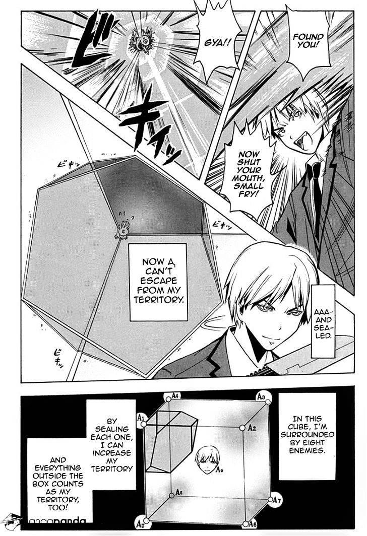 Ansatsu Kyoushitsu Chapter 122  Online Free Manga Read Image 9