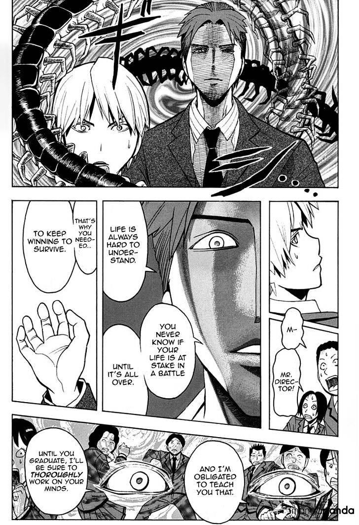 Ansatsu Kyoushitsu Chapter 123  Online Free Manga Read Image 10