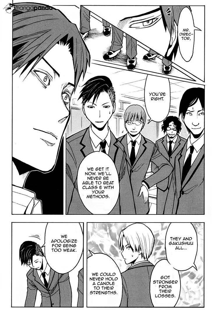 Ansatsu Kyoushitsu Chapter 123  Online Free Manga Read Image 11
