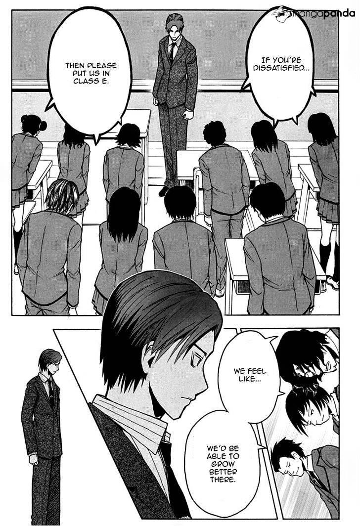 Ansatsu Kyoushitsu Chapter 123  Online Free Manga Read Image 12