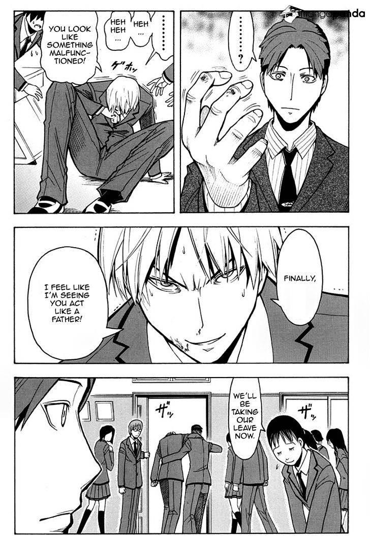 Ansatsu Kyoushitsu Chapter 123  Online Free Manga Read Image 14