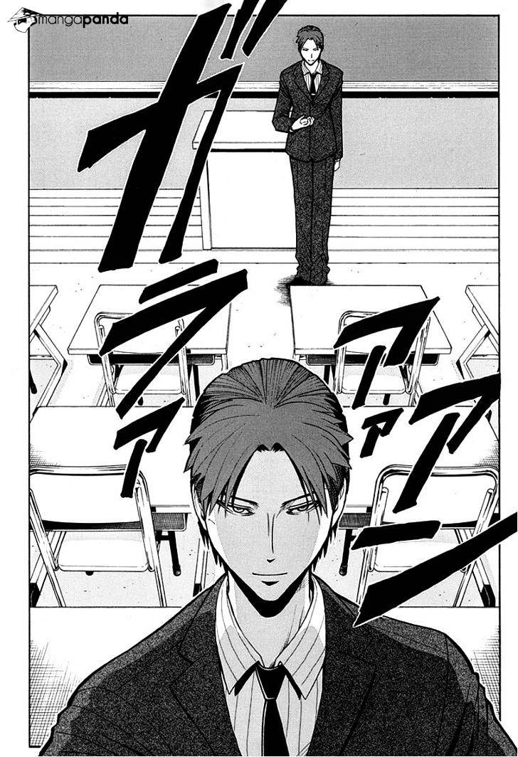Ansatsu Kyoushitsu Chapter 123  Online Free Manga Read Image 15
