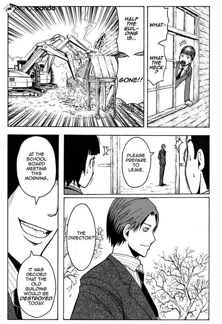 Ansatsu Kyoushitsu Chapter 123  Online Free Manga Read Image 18
