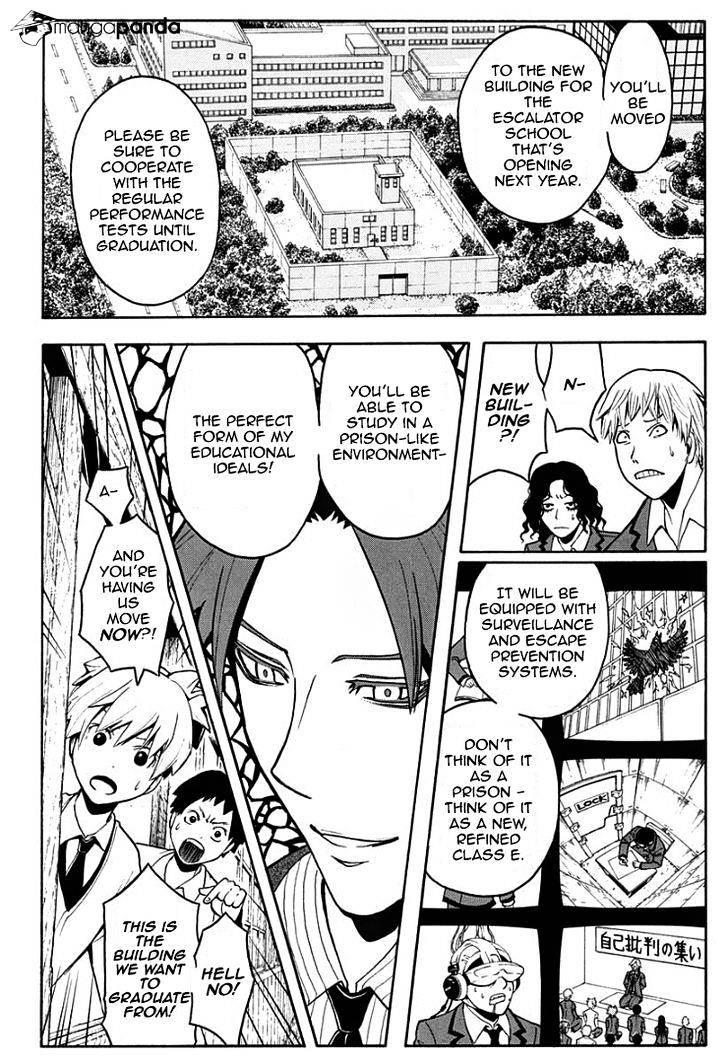 Ansatsu Kyoushitsu Chapter 123  Online Free Manga Read Image 19