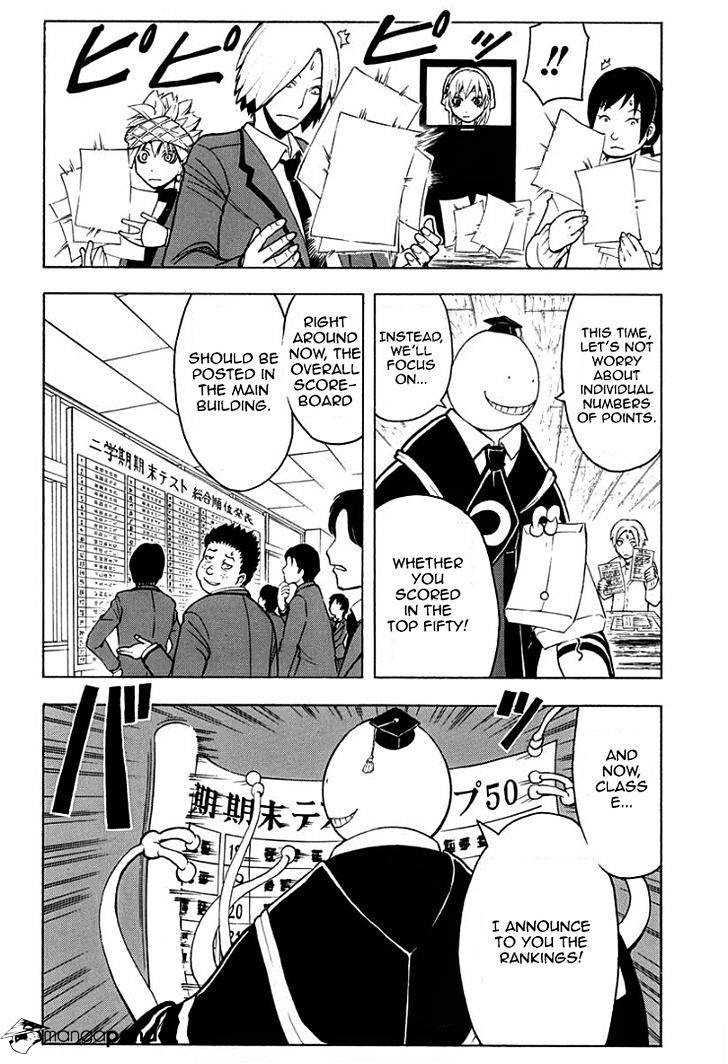 Ansatsu Kyoushitsu Chapter 123  Online Free Manga Read Image 3