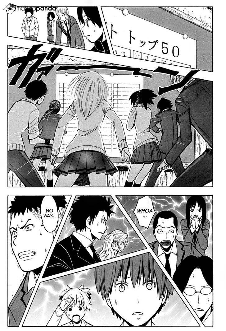 Ansatsu Kyoushitsu Chapter 123  Online Free Manga Read Image 4