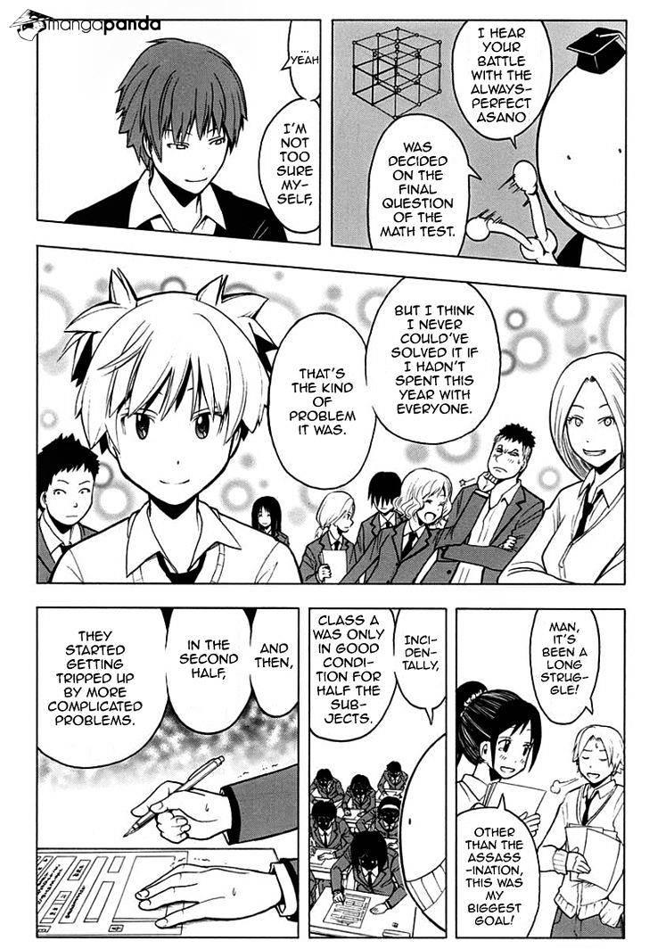 Ansatsu Kyoushitsu Chapter 123  Online Free Manga Read Image 7