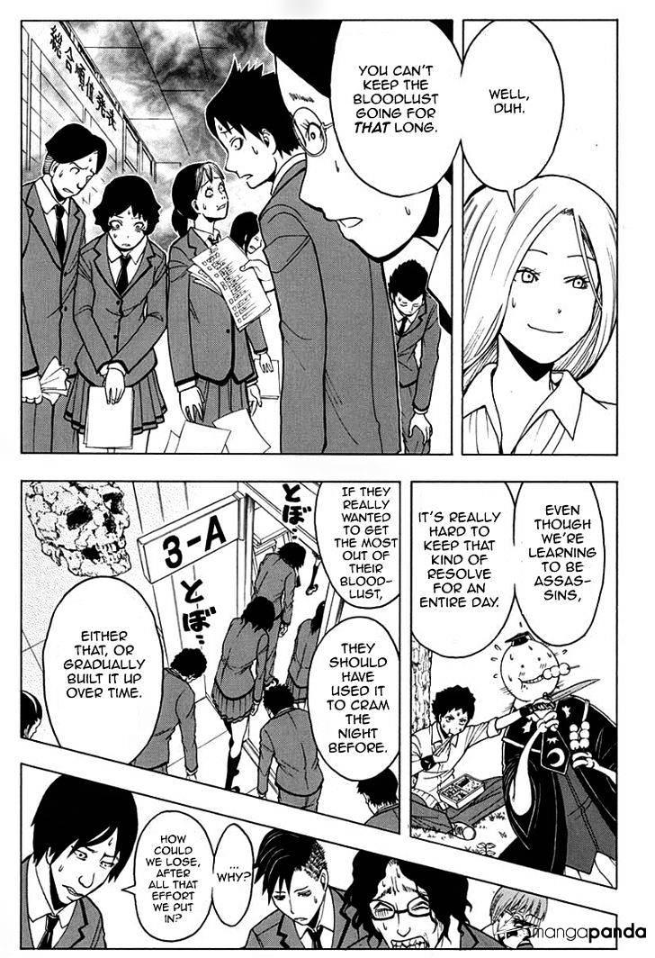 Ansatsu Kyoushitsu Chapter 123  Online Free Manga Read Image 8