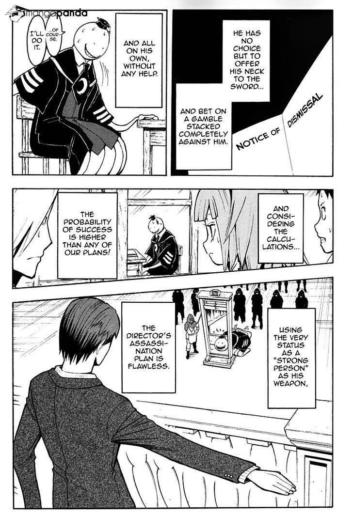 Ansatsu Kyoushitsu Chapter 124  Online Free Manga Read Image 10