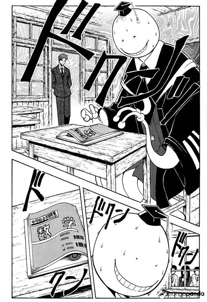 Ansatsu Kyoushitsu Chapter 124  Online Free Manga Read Image 11