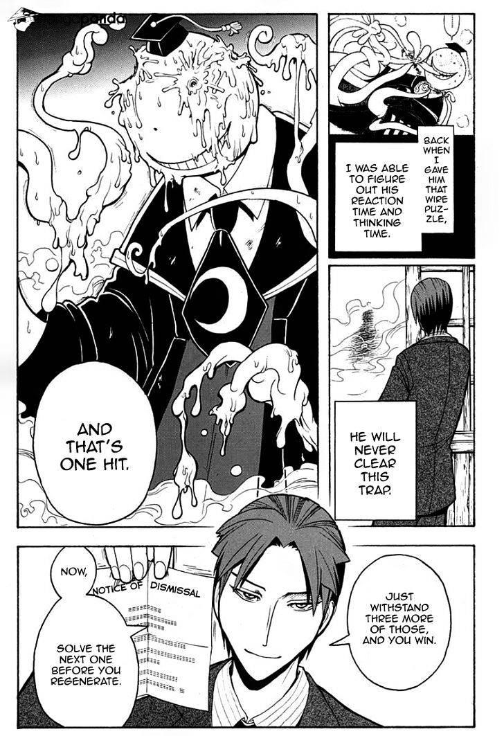 Ansatsu Kyoushitsu Chapter 124  Online Free Manga Read Image 14