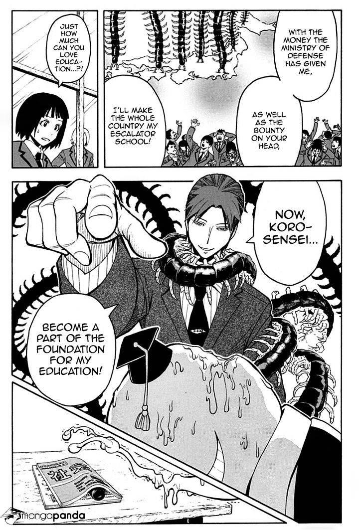 Ansatsu Kyoushitsu Chapter 124  Online Free Manga Read Image 16