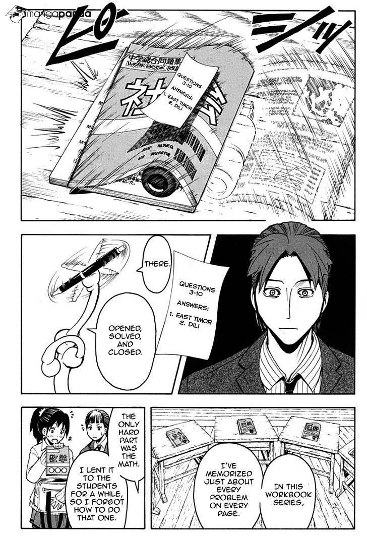 Ansatsu Kyoushitsu Chapter 124  Online Free Manga Read Image 17