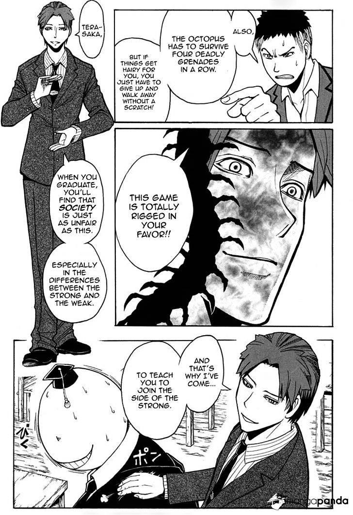 Ansatsu Kyoushitsu Chapter 124  Online Free Manga Read Image 8