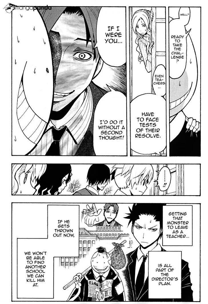 Ansatsu Kyoushitsu Chapter 124  Online Free Manga Read Image 9
