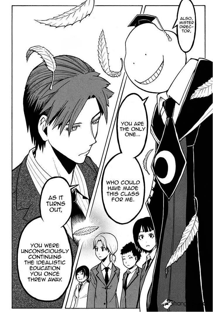 Ansatsu Kyoushitsu Chapter 126  Online Free Manga Read Image 10