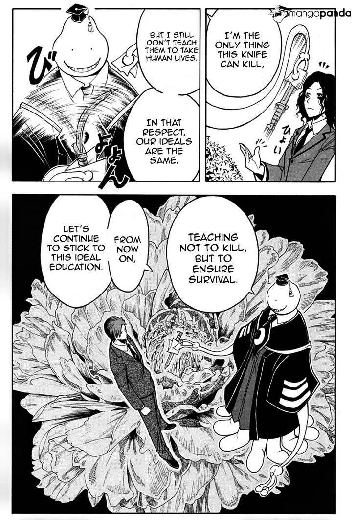 Ansatsu Kyoushitsu Chapter 126  Online Free Manga Read Image 11
