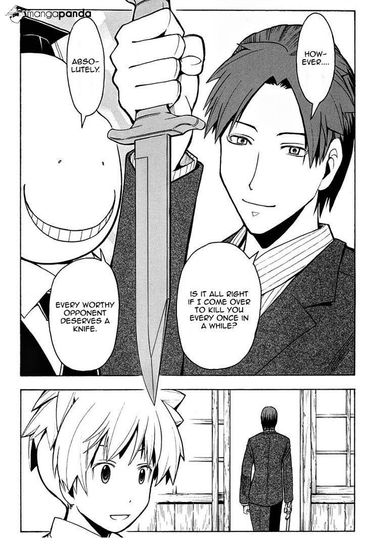 Ansatsu Kyoushitsu Chapter 126  Online Free Manga Read Image 14