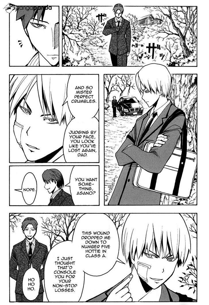 Ansatsu Kyoushitsu Chapter 126  Online Free Manga Read Image 15