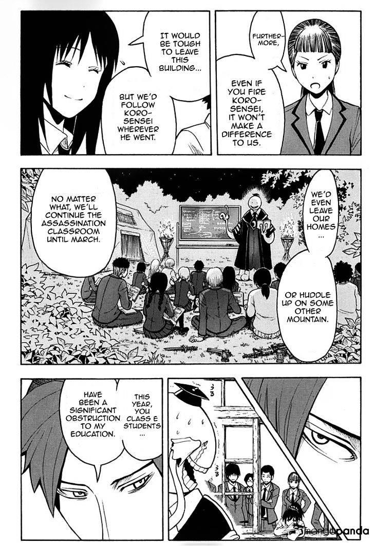 Ansatsu Kyoushitsu Chapter 126  Online Free Manga Read Image 3