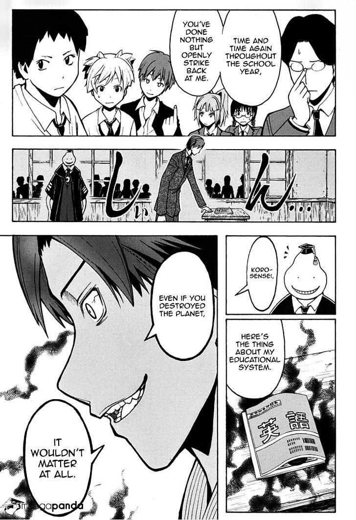 Ansatsu Kyoushitsu Chapter 126  Online Free Manga Read Image 4