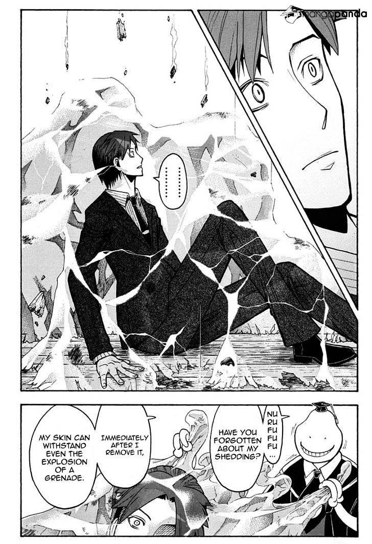 Ansatsu Kyoushitsu Chapter 126  Online Free Manga Read Image 6